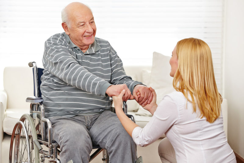 In Home Care for Cancer Patients